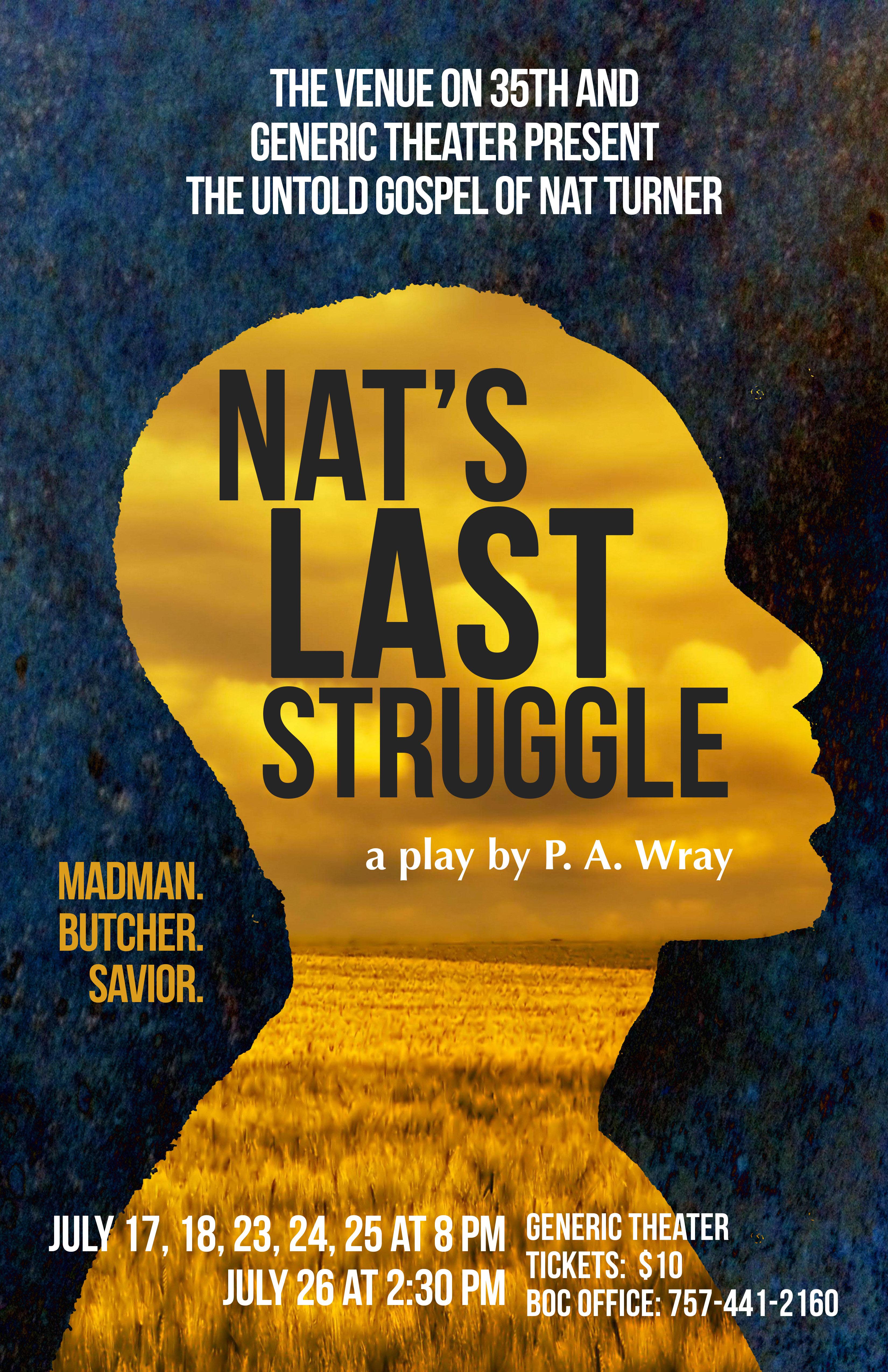 Nat's Last Struggle