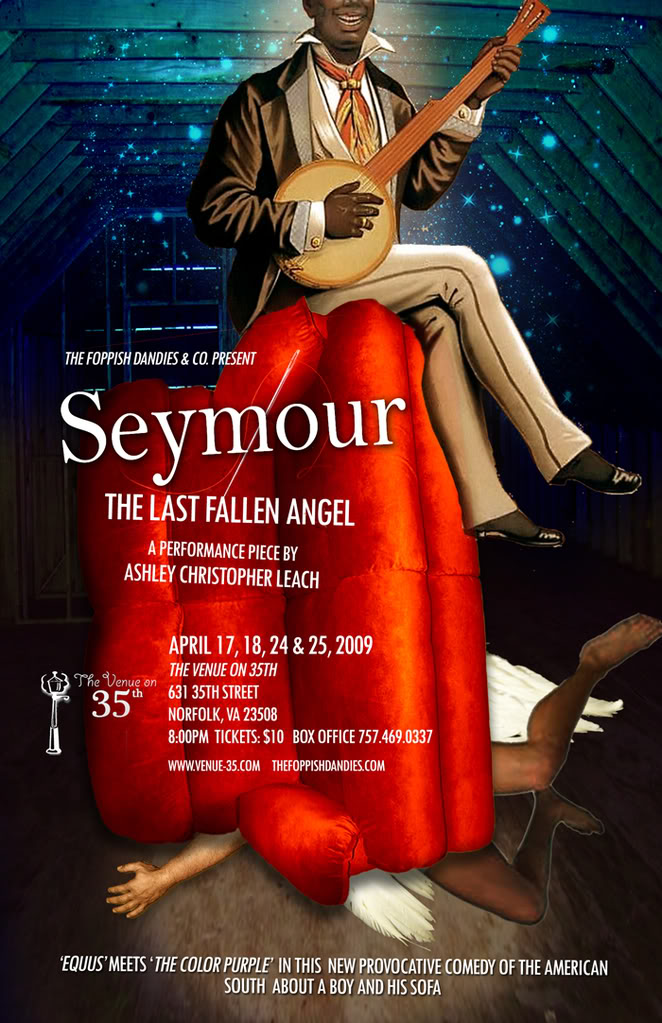 Seymour The Last Fallen Angel