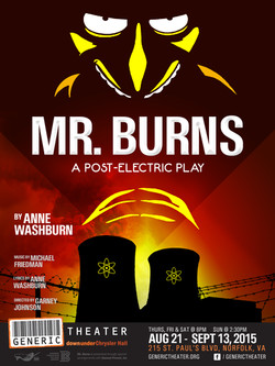Mr Burns A Post-Electric Play