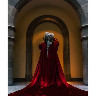 Canvas Cosplay Dracula