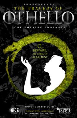 Othello - Final Key Art