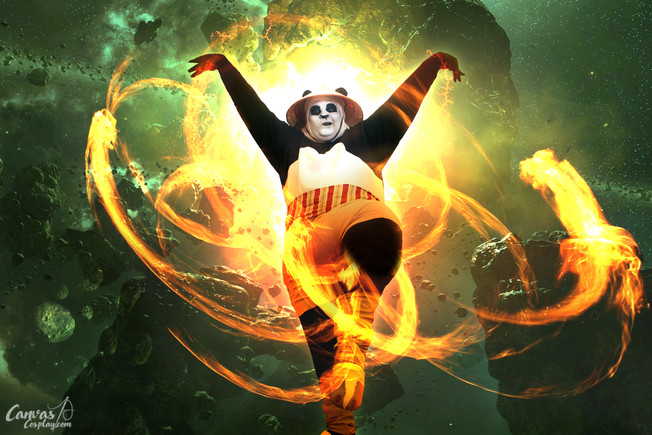 """Feature: """"This 'Kung Fu Panda' Cosplay Is All In"""""""