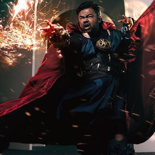 Doctor Strange - The Sorcerer Supreme