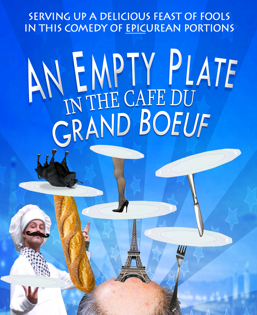 An Empty Plate - Key Art