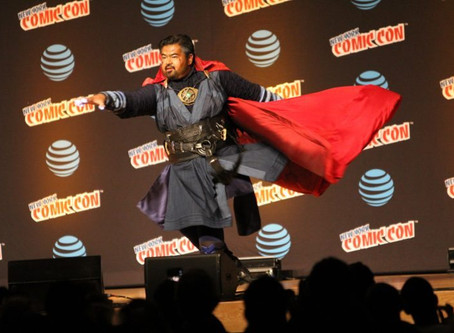 Canvas Cosplay Places 2nd at New York Comic Con 2016 Championships of Cosplay