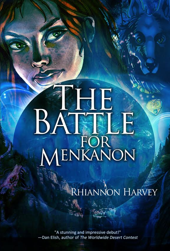 Battle For Menkanon Book