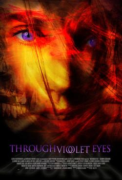 Through Violet Eyes - Film Key Art