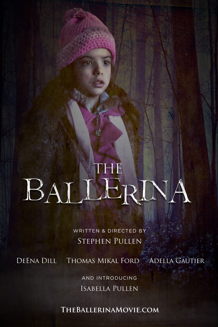The Ballerina Key Art