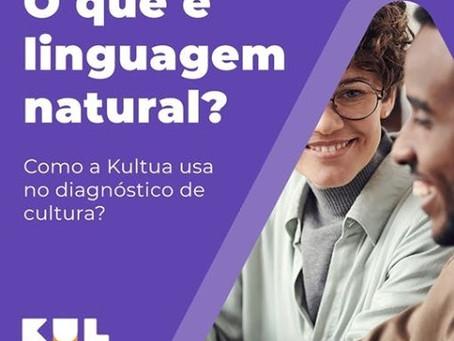O que é linguagem natural?