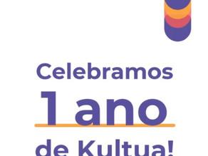Celebramos 1 ano de Kultua!