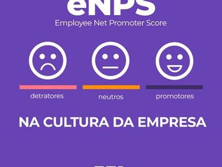 eNPS na cultura da empresa