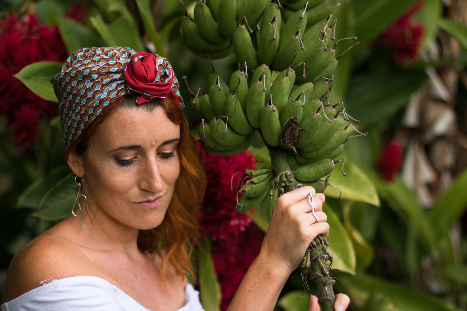 turban-wax-cheveux-foulard-tropical