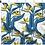 Thumbnail: Bandeau cheveux oiseau de paradis
