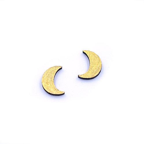 Boucles puces Lune