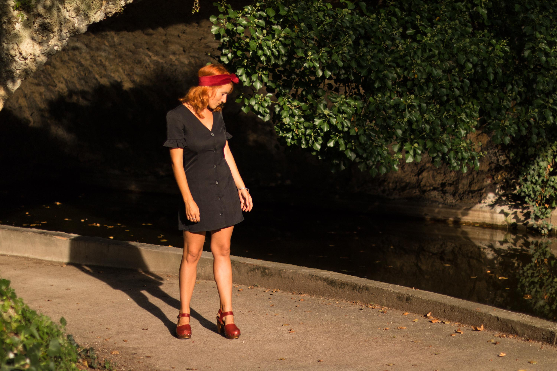 headband-velours-rouge-look