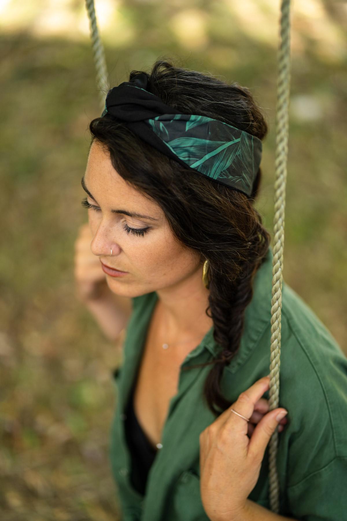 bandeau-cheveux-tissu-jungle