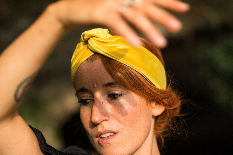 headband-velours-jaune_Mamzel-Tutu