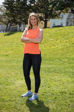 Emily Fahey Fitness Emmy