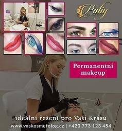 permanent makeup Praha