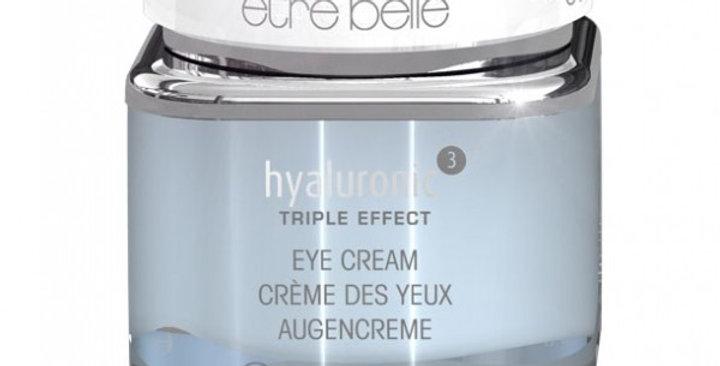 Oční krém s kyselinou hyaluronovou Eye Cream, 30 ml