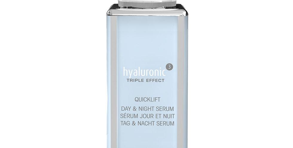 hyaluronic³ Day & Night Serum 30 ml