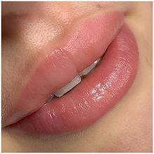 Перманентный макияж чувственных губ! Цве