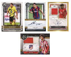 Topps UEFA Champions League Museum 2020-21