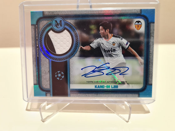 Kang In Lee Patch Auto UCL Museum 60/75