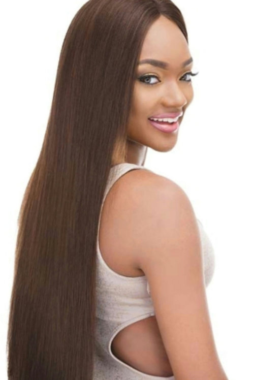 Clip in Unprocessed Brazilian Virgin Remy Human Hair