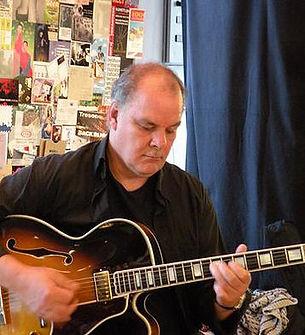 Maarten Boers gitaar