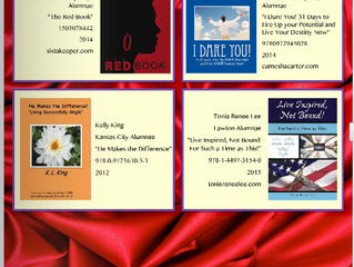 Dr. Hill-Carter is one of Delta Sigma Theta's Author on Tour