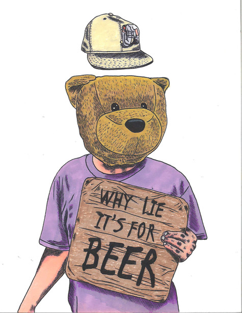 9 x 12 Why Lie Its For Beer.jpg
