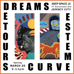 Detours and Dreams flyer 2
