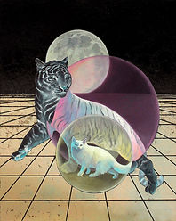 Alexis Kandra, Moon Cat.jpg