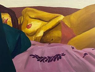 Jessica-Rubin-study-for-bedroom-scene-2-