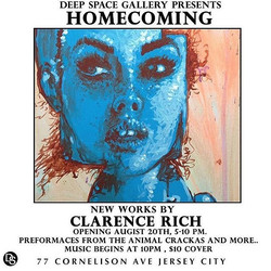 Homecoming flyer