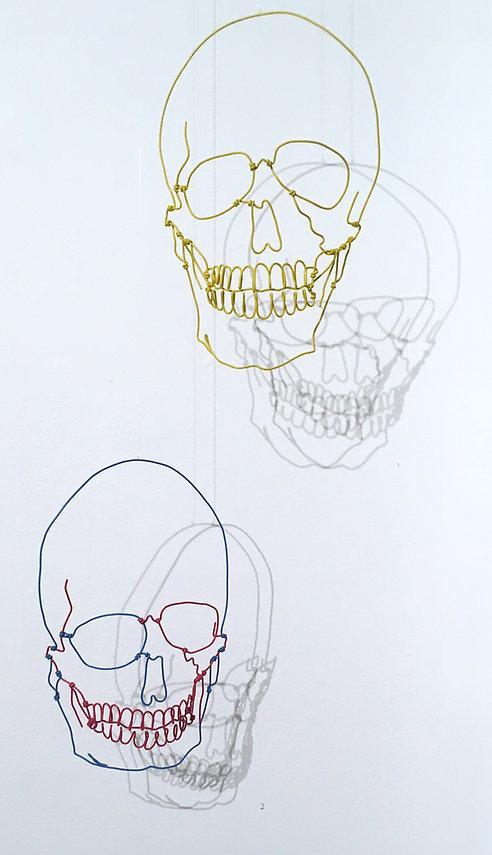 norm-kirby-wire skulls.JPG