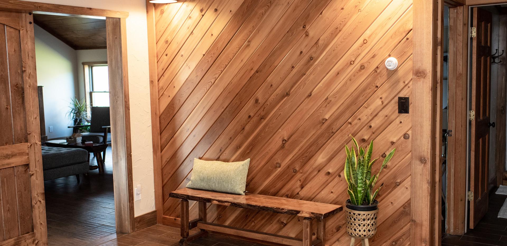 Private Lounge Area
