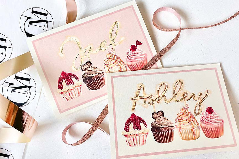 Custom CupidCake (Pack Of 4,8)