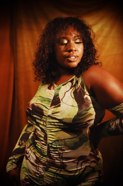 Photographer, Creative Writer and Director - Latoya Okuneye a.k.a Fitoor