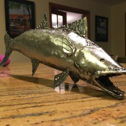 3ft steel Spanish Mackerel