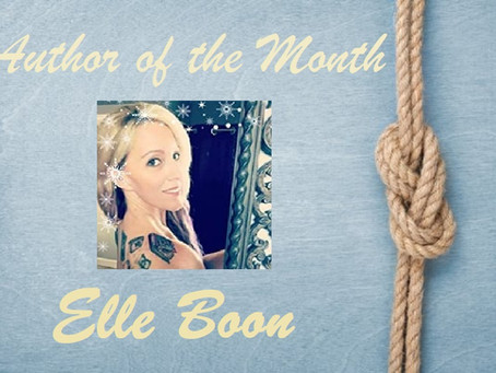 Author of the Month – July 2021 – Elle Boon