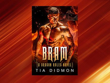 Book Birthday – Bram – Tia Didmon