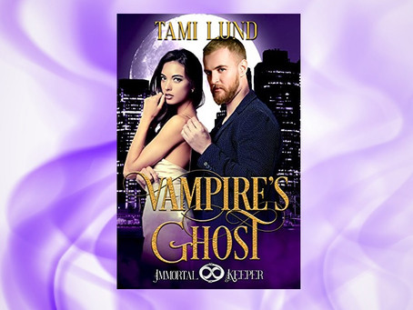 Book Birthday – Vampire's Ghost – Tami Lund