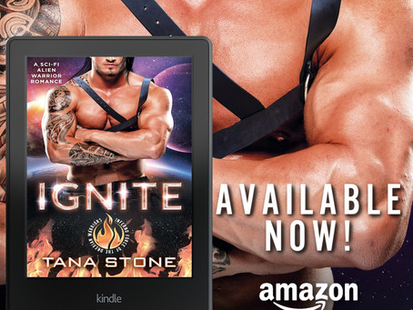 HOT alien warrior FREE with KindleUnlimited!