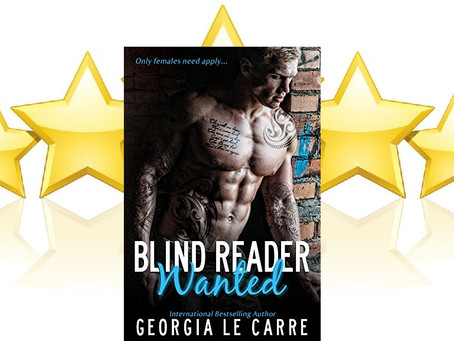 Sydney's Stars – Blind Reader Wanted – Georgia Le Carre