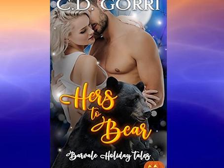 Book Birthday – Hers to Bear – C.D. Gorri