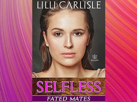 Book Birthday – Selfless – Lilli Carlisle