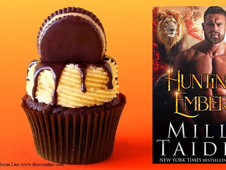 Book Birthday – Hunting Ember – Milly Taiden