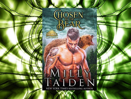 Book Birthday – Chosen by the Bear – Milly Taiden